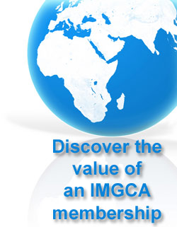 IMGCA Membership benefits